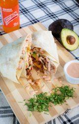 Burrito Paisa