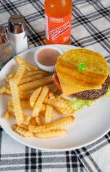 Patacon Burger